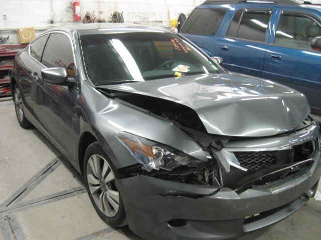 Honda Accord Body Work - Another angle