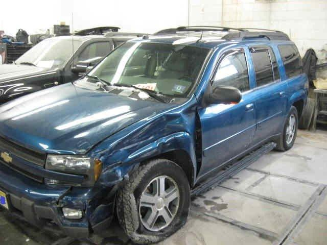 Chevy SUV Body Work