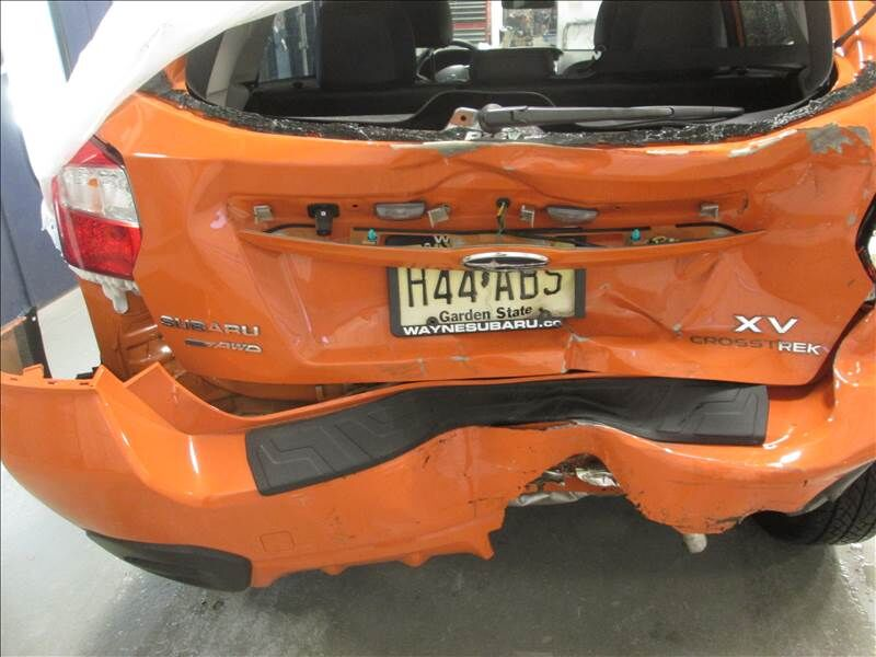 Auto Body Shop Before Amp After Photos Wayne Nj Auto Body